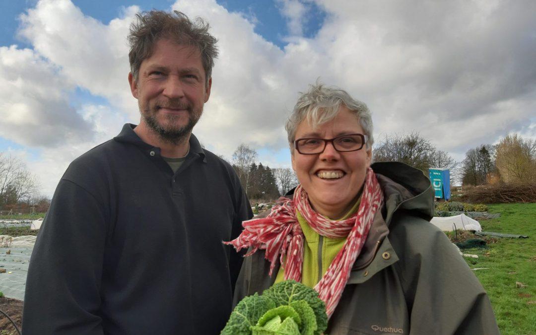 « Nourrir la ville et ma famille », le défi des agriculteurs